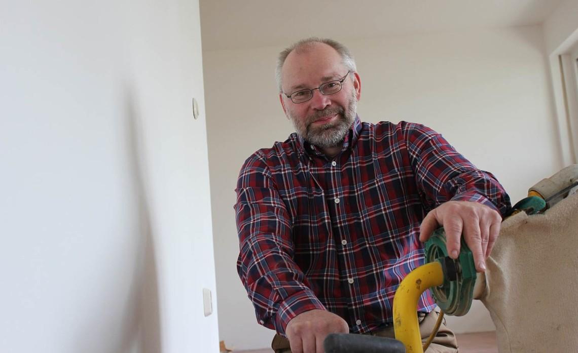 Parkettschliff München, Jürgen Dürnberger