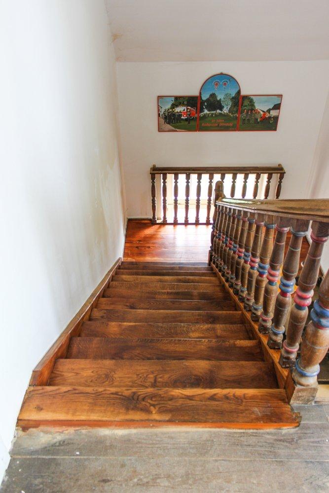 Treppenrenovierung München, Treppenstufen nach dem Versiegeln