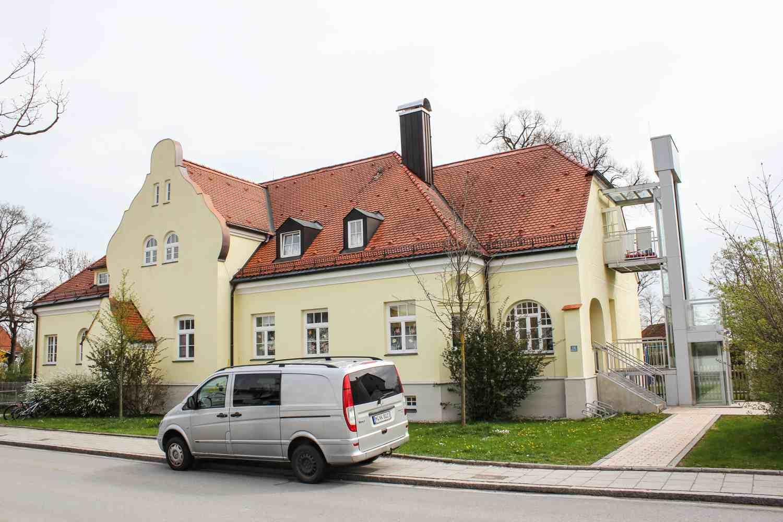 Treppenrenovierung Haar, Bürgerverein Kindergarten Ottendichl